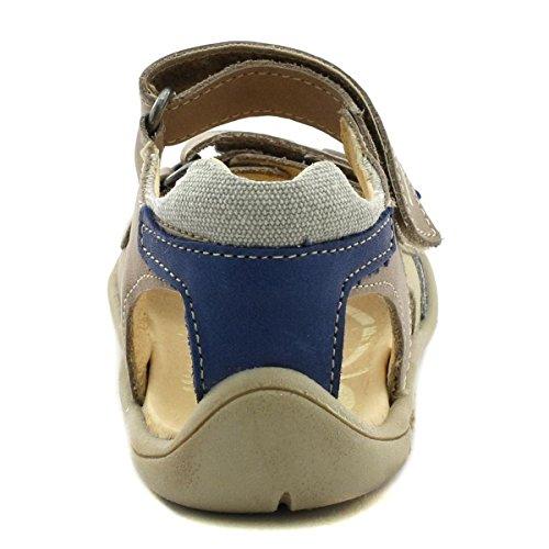BABYBOTTE SAS, Jungen Sneaker Beige