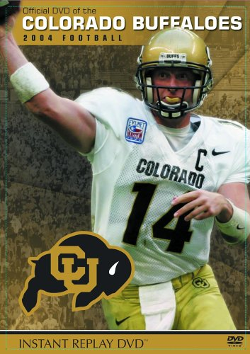 Colorado Buffaloes - 2004 Football Instant Replay