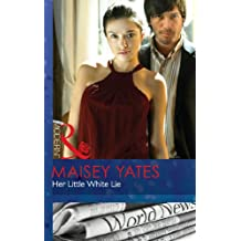 Her Little White Lie (Mills & Boon Modern)