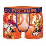 FREEGUN Boxer Enfant Dragon Ball Super (14/16 Ans, San Goku 01)