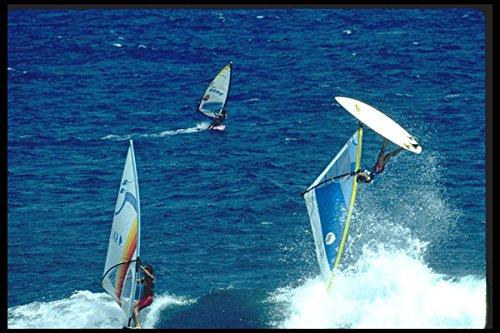 339062 O'Neill Cup 1983 Maui Hawaii A4 Photo Poster Print 10x8