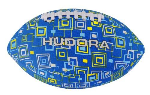 HUDORA 76449–Natursport und Sport–Ball Neopren AMERICAN FOOTBALL