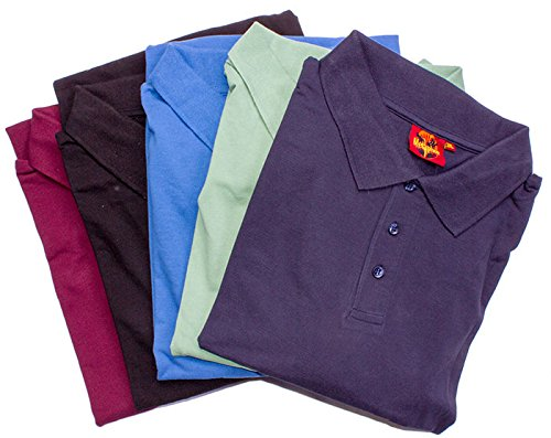Cotton Valley Herren Poloshirt XXXX-Large Blau