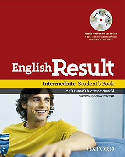 English result. Intermediate. Student's book. Per le Scuole superiori. Con DVD-ROM