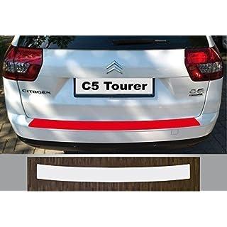 passgenau für Citroen C5 Tourer, ab 2008 Lackschutzfolie Ladekantenschutz transparent