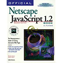 Official Netscape JavaScript 1.2 Book