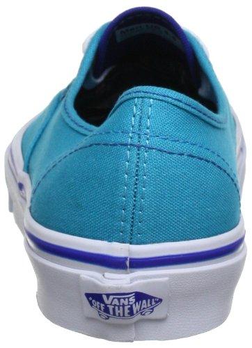 Vans U Authentic Rainbow, Baskets mode mixte adulte Turquoise (Multi Pop Peac)