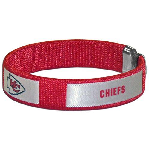 Siskiyou NFL Kansas City Chiefs Fan Band Armband (Chiefs-nfl)
