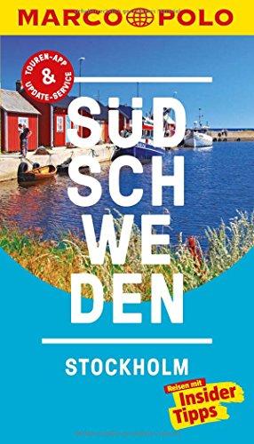 Preisvergleich Produktbild MARCO POLO Reiseführer Südschweden, Stockholm: Reisen mit Insider-Tipps. Inklusive kostenloser Touren-App & Update-Service