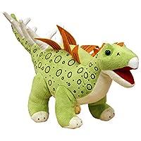 """X J Toys 200034 30cm (12"""") -Stegosaurus Dinosaur, 30 cm"""