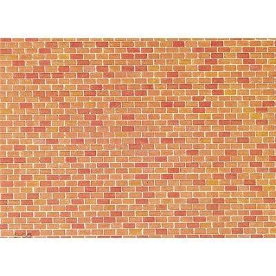 """faller mauerplatten FALLER 170608 - Mauerplatte """"Backstein"""""""