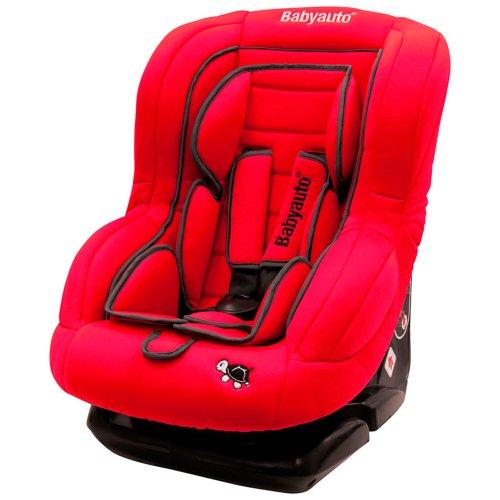 Babyauto sillita de seguridad infantil modelo cocoo rojo for Sillas seguridad coche