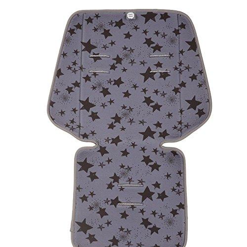 Tuc Tuc Side Protection Circus - Colchoneta para silla con paraguas, unisex