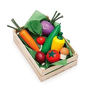 Erzi 28110 Juego de rol - Juegos de rol (Cocina y Comida, Estuche de Juego)