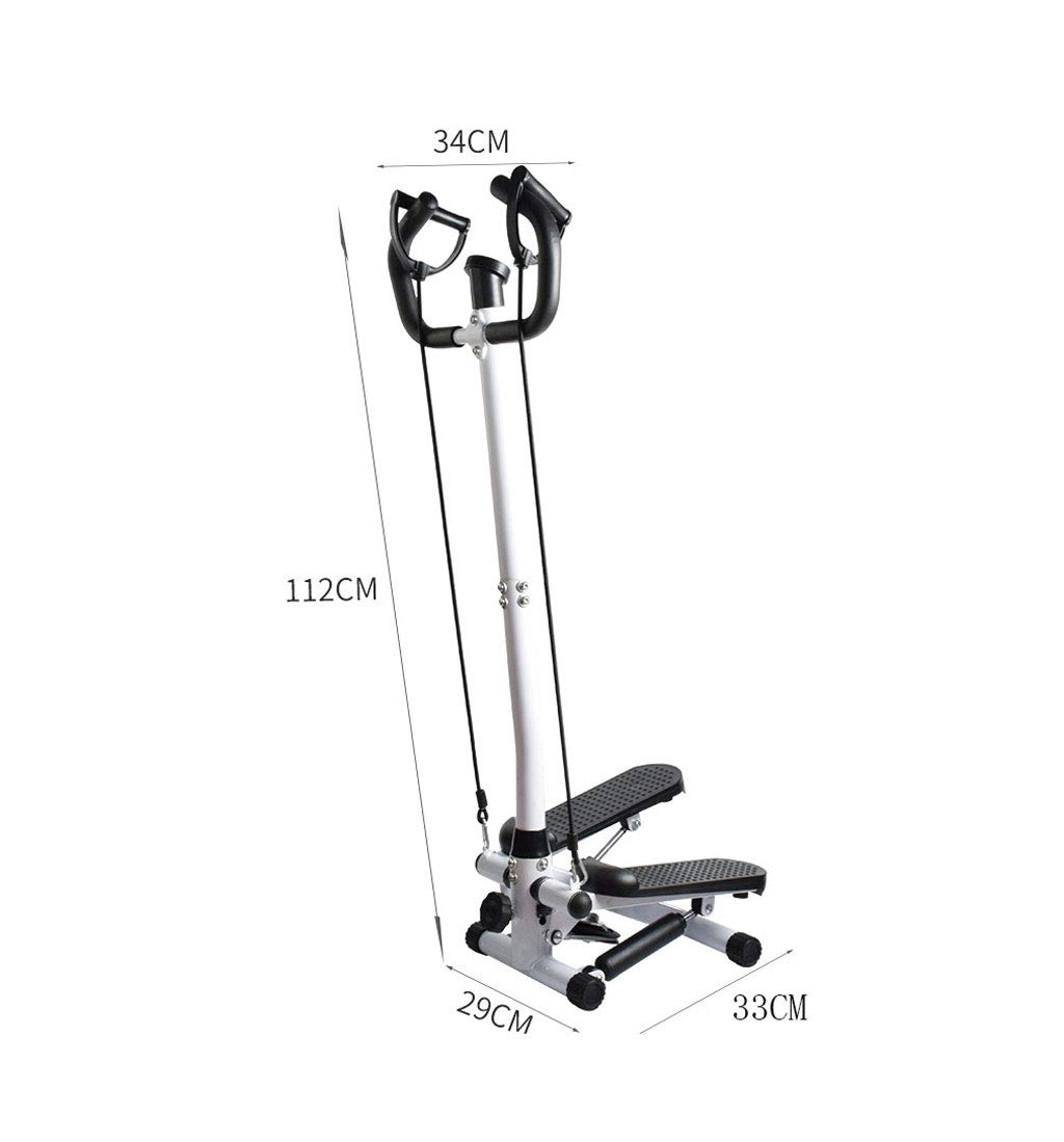 51N4aPEe6QL - LY-01 Steppers Handrail Stepper,home Mute Mini Multi-function Stovepipe Fitness Equipment Weight Loss Machine