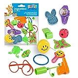 kit 12 jouets pour pinata fête anniversaire enfants pochette surprise cadeaux