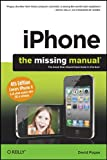 Best Apple Iphone Apps Lifestyles - iPhone: The Missing Manual: Covers iPhone 4 Review