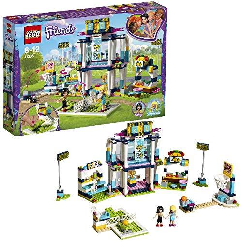 LEGO Friends 41338 - Stephanies Sportstadion, Kinderspielzeug (Hotel Lego)