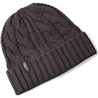 Gill 2018 Cable Knit Beanie Graphite HT32