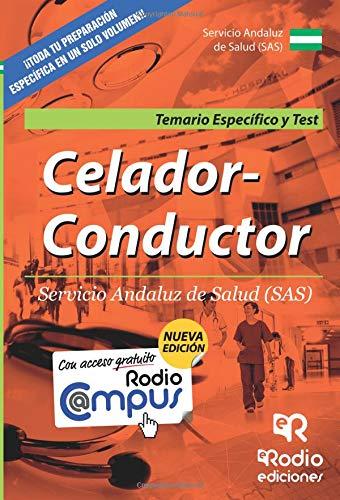 Celador-Conductor del SAS. Temario específico y Test (OPOSICIONES)