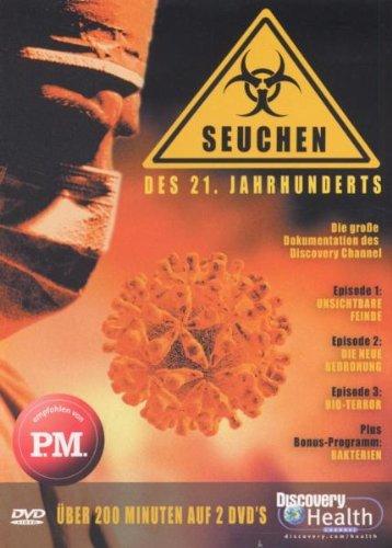 Discovery Channel - Seuchen des 21. Jahrhunderts (2 DVDs)