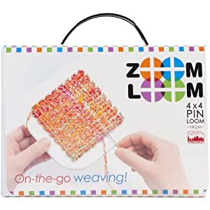 Zoom Loom 4''X4'' Pin Loom From Schacht-