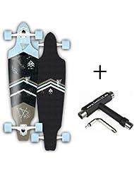 Rune caladbolg Longboard # 1+ Fan tic26Skate Tool