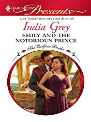 Emily and the Notorious Prince (The Balfour Brides)