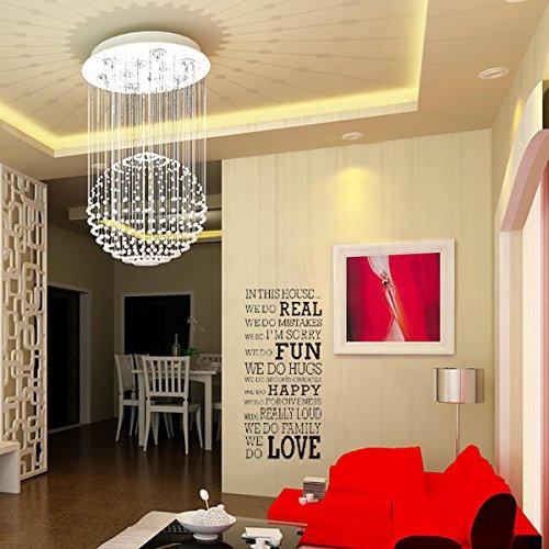 Ecloud-Shop-Pegatina-Adhesivo-vinilo-decorativo-pared-Frases-Ingls-Negro-Removible
