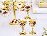 GuiXinWeiHeng Bicchiere di vino bianco set Bicchiere di liquore di maotai bicchiere Calice vino di casa vino bicchiere di vino , B