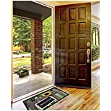Image of A Love of 36388Welcome Sunflower Dirt Trapping Door Mat Polyamide Rug 45x 75cm - Comparsion Tool