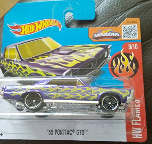 hot-wheels-65-pontiac-gto-hw-flames-9-10-purple-99-250-short-card