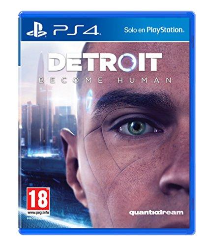 Detroit Become Human - Edición Estándar (precio: 64,90€)