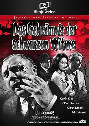 Das Geheimnis der schwarzen Witwe (Louis Weinert-Wilton) - Filmjuwelen