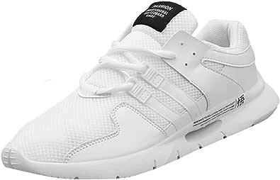 Scarpe Running Air Cushion Trail Moda Sneakers Leggero Tennis Sport Casual Walking Athletic Outdoor Maglia Thick-Soled Wild Sneakers Traspirante Uomo