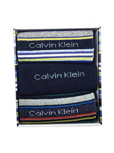 Calvin Klein 3-pack Multi Stripe Calzini Maschili