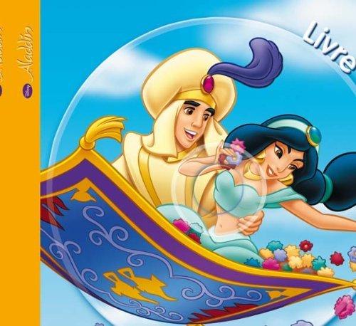 Aladdin, Mon Petit Livre CD par Walt Disney