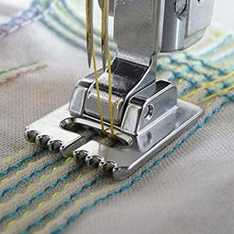 kalaixing marca Agujas dobles pines. Diferentes Tamaño 2mm 3mm 4mm Doble Agujas Alfileres Accesorios para máquinas de coser -- 3