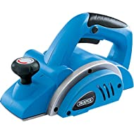 Advanced Draper XS23037 Electric Planer 82mm Width 480w 240v [Pack of 1] --