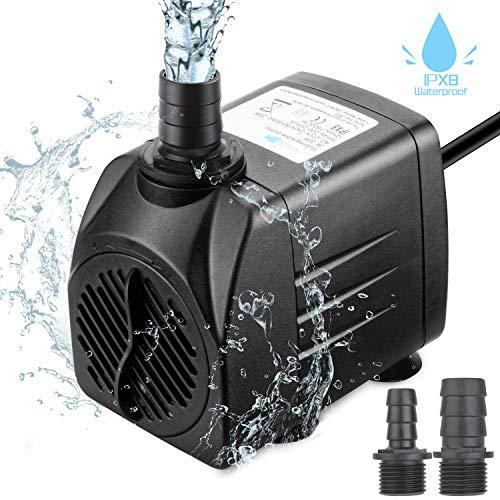 DC 5V bis 12V Mini Tauchpumpe Wasserpumpe Unterwasser Brunnenpumpe Mikropumpe