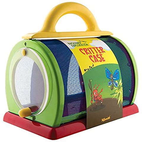 Toysmith Backyard Exploration Critter Coque