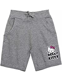Hello Kitty Fille Short - gris