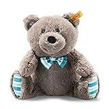 Steiff 113741 Teddybär, Graubraun, 19 cm