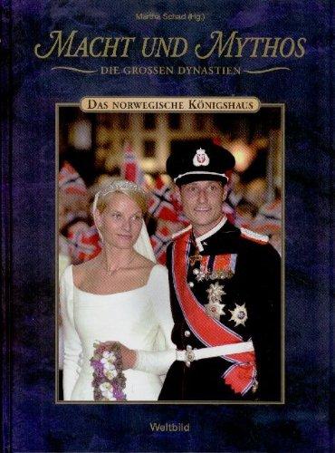 Macht und Mythos Die grossen Dynastien: Das norwegische Königshaus (T-shirt Bildschirm-drucker)