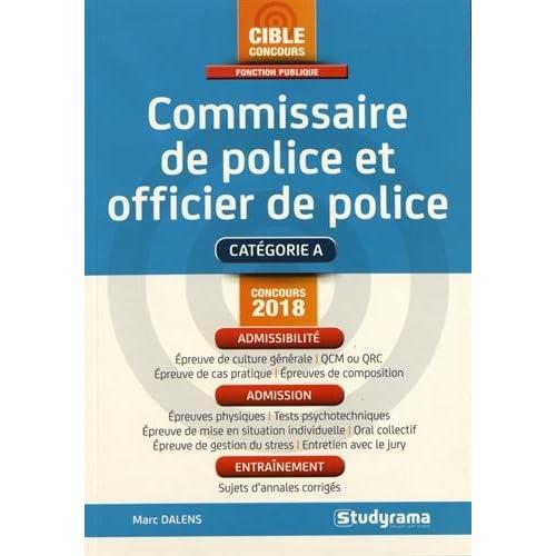 Commissaire et officier de police