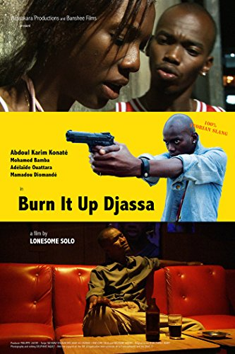 Burn It up Djassa Cover