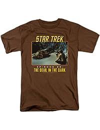 Star Trek T-Shirt - The Devil In The Dark Original Series Tee