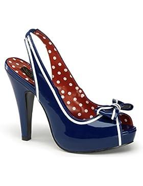 Pinup Couture, Scarpe con plateau donna
