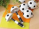 tia-ve 2Creative Fußball (Fußball) Schlüsselanhänger Druckkugelschreiber