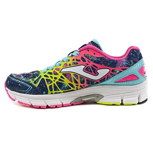 JOMA R_SVIPLS_703 SCARPE RUNNING R.STORM VIPER LADY 703 AZZURRO Shoes Fall Azzurro